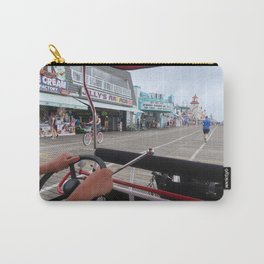Surrey on the Boardwalk Carry-All Pouch