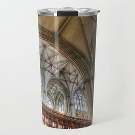 York Minster Cathedral Travel Mug
