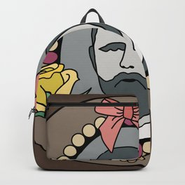 Remember Bram Stoker - Dracula Backpack