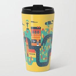 My capital Travel Mug