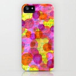 Modeh Ani - Grateful am I before you iPhone Case