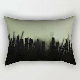 Trenches Rectangular Pillow