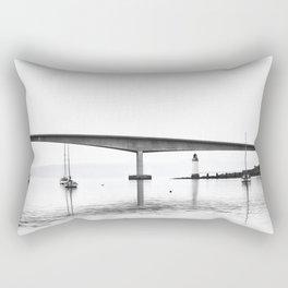 Isle of Skye Bridge Rectangular Pillow