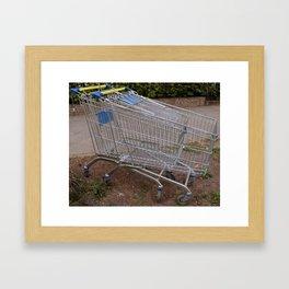 Capitalist Loving Framed Art Print