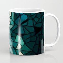 Heart Of Mosaic Coffee Mug