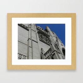 Grace Cathedral Framed Art Print