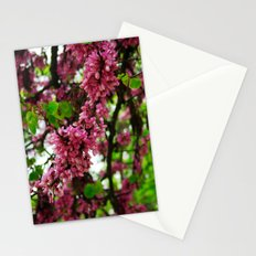 Flowers everywhere Stationery Cards