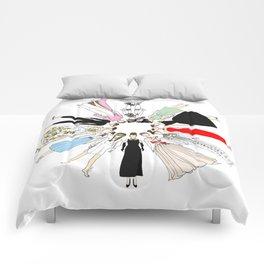 Audrey Circle Fashion Comforters