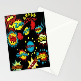Bladow Pow Stationery Cards