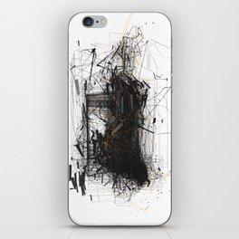 Unwelcome Gaze – Amazon 10 iPhone Skin