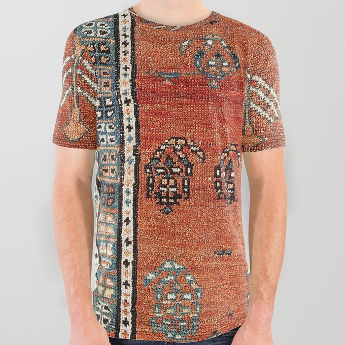 Bakhshaish_Azerbaijan_Northwest_Persian_Carpet_Print_All_Over_Graphic_Tee_by_Vicky_BragoMitchellAr__Large