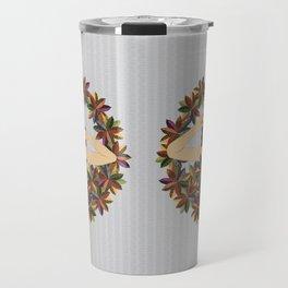 Croton Wreath Travel Mug