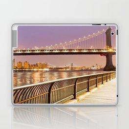 New York City Nights Laptop & iPad Skin