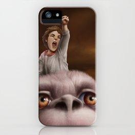 Vamos Fújur! iPhone Case