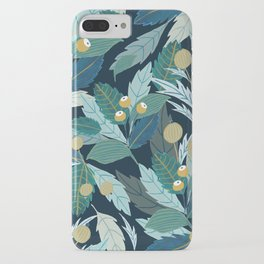 Midnight Folk iPhone Case