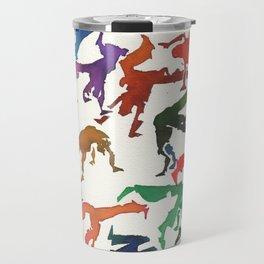 Capoeira 235 Travel Mug