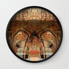 Ancient God I Wall Clock