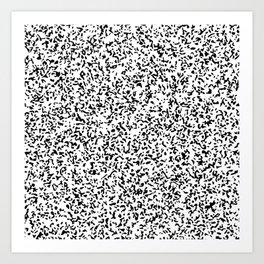Camo Bacteria Art Print