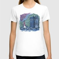 hallion T-shirts featuring Cannot Hide Who I am Inside by Karen Hallion Illustrations