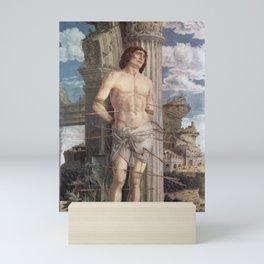 Andrea Mantegna - St Sebastian Mini Art Print