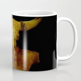 Le sacrifice de l'homme taureau  Coffee Mug