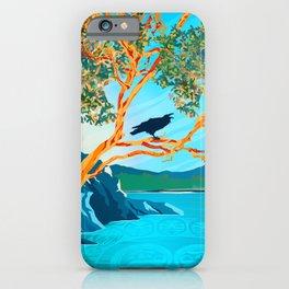 First People, Salish Coast. iPhone Case