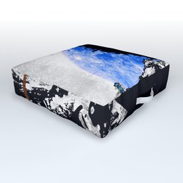 IT'S STILL ABOUT THE MUSIC Outdoor Floor Cushion