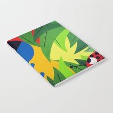 Flowers - Paint Notebook