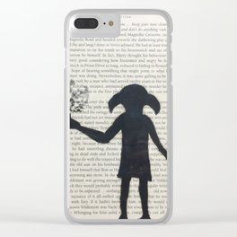 Dobby! Clear iPhone Case