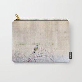 """Pretty Kingbird"" by Murray Bolesta Carry-All Pouch"