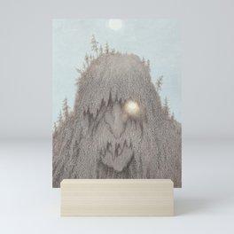 Forest Troll Theodor Kittelsen Mini Art Print
