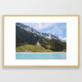 Summer in Alberta Framed Art Print
