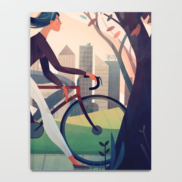 Bike Ride Notebook