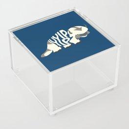 Yip Yip Acrylic Box