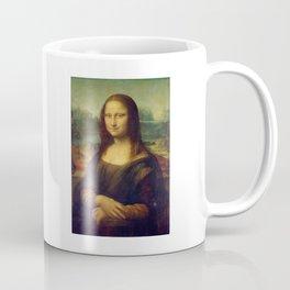 Mona Lisa - Leonardo da Vinci Coffee Mug