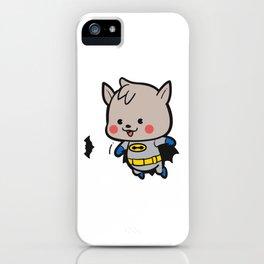bat mascot iPhone Case