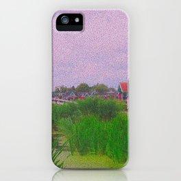 Monet style no.3 iPhone Case