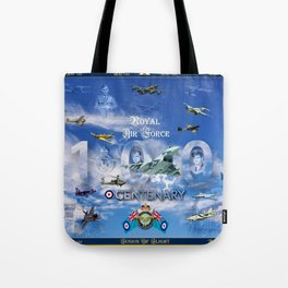 FUSION OF FLIGHT Tote Bag