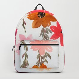 hanging flowers Backpack