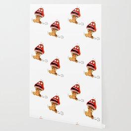 LA VIE DES CHAMPIGNONS Wallpaper