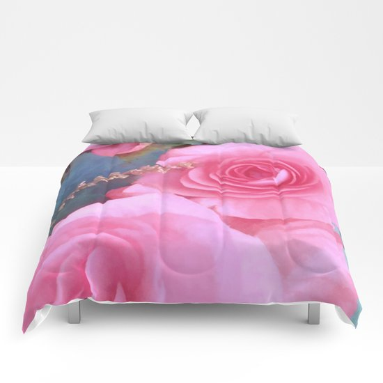Endless Beauty Comforters