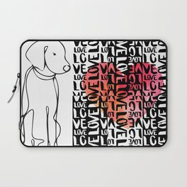 WEIM LOVE! Laptop Sleeve