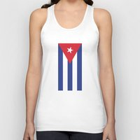 cuba Tank Tops featuring Cuba Live by McGrathDesigns