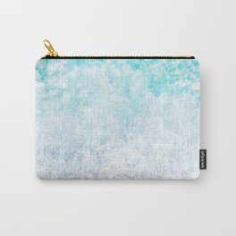 Faded sea Carry-All Pouch