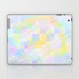Re-Created Twisted SQ V by Robert S. Lee Laptop & iPad Skin