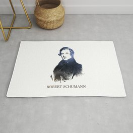 Robert Schumann Rug