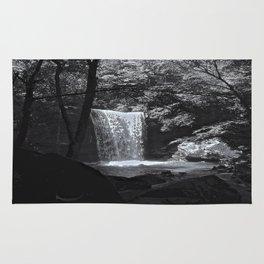 Ohiopyle's Cucumber Falls Rug