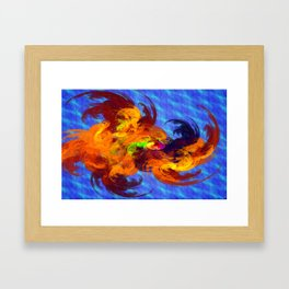 Dragonhead ... Framed Art Print