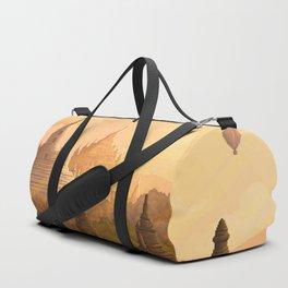 Bagan Myanmar Duffle Bag