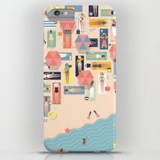 Summertime Slim Case iPhone 6 Plus